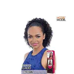 Drawstring Synthetic Ponytail  FLY GIRL by Model Model Color #OM430P