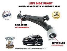 für Chevrolet Captiva 2.0 VCDI 2.4 2007-2011 unten links Federung Querlenker Arm