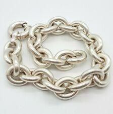 Massives 925 Silber Armband - 83 Gramm - 22,5 cm lang - 22.5.21
