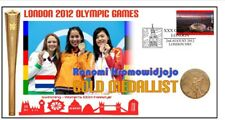 RANOMI 2012 OLYMPIC NETHERLANDS SWIMMING GOLD MEDAL COV