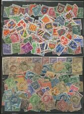 French Used Collections Stamps