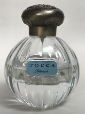 TOCCA Bianca Anthropologie Perfume 50ml EDP,Green Tea Citrus Jasmine Rose Floral