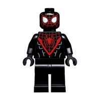 Lego Spider-Man 76113 Miles Morales Super Heroes Minifigure