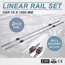 15-1500mm Linearführung Linear Hohe Belastung Drehmaschinen CNC-Set Hot