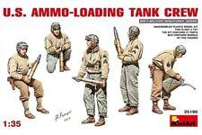 Miniart 35190 1/35 U.S. Ammo-Loading Tank Crew