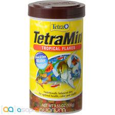 New listing Tetra TetraMin Tropical Flakes Fish Food 3.53 oz Fast Free Usa Shipping