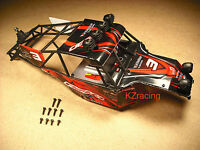 FEIYUE FY-03 EAGLE 3 Buggy Cage with Body Panels 1/12 Scale Body - VIRHUCK V01