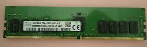 SK Hynix 16GB 2RX8 DDR4-2933 PC4-23400 ECC 288-Pin Server RAM - HMA82GR7CJR8N-WM