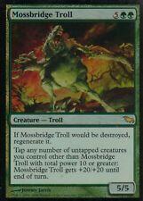 Mossbridge troll foil | nm | Shadowmoor | Magic mtg
