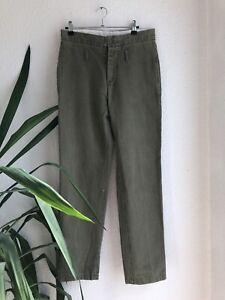 Helmut Lang 1999 Belt Loop Pants Size 46