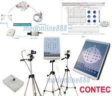 Digital Brain Electric Activity Mapping EEG machine System +2 Tripods 16 Channel