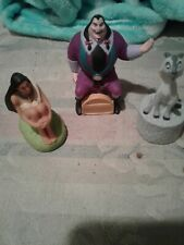Disney Pocahontas figurines