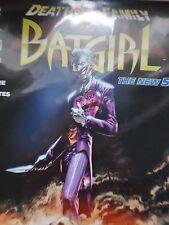 Batman Death Of The Family The New 52 Batgirl #14 New B&B