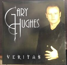 Gary Hughes ‎– Veritas Cd cardboard sleeve Promo Mint 2007 Frontiers Records