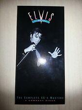 ELVIS THE KING OF ROCK `N`N ROLL COMPLETE 50`S MASTERS 5 CD BOX SET