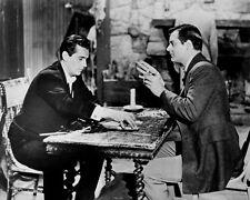 "JACK KELLY & RICHARD LONG IN TV SERIES ""MAVERICK""  8X10 PUBLICITY PHOTO (BB-502)"