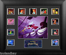 Film Cell Genuine 35mm Framed  Matted Disney Peter Pan Mini Montage USFC5855