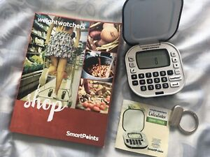Weight Watchers Smart Points Shop Guide Book & Calculator