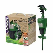 Jet-Spray Fox Repeller, Motion Activated Water Yard & Garden Pest Deterrent