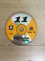 Official UK Playstation Magazine Demo Disc Number 11 Vol 2 *Disc Only* PS1