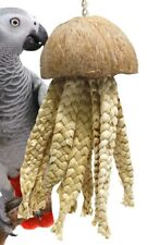 1197 Med. Coco Platt Bird Toy parrot cage toys cages african grey conure amazon