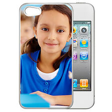 COVER PERSONALIZZATA STAMPA CASE FLIP COMPATIBILE iPHONE 4 ULTRA COLORI HD