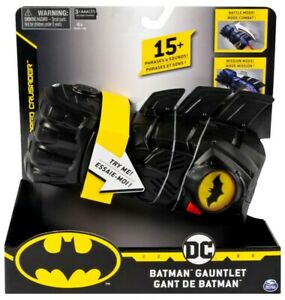 Spin Master Batman Interactive Gauntlet With Lights & Sounds & 15 Phrases