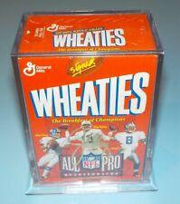 John Elway Mini Wheaties Cereal Box Denver Broncos All Pro