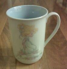 Carol Enesco Vintage Precious Moments Personalized Coffee or Tea Cup Mug. W/Box