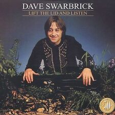 FREE US SHIP. on ANY 3+ CDs! ~Used,Good CD Dave Swarbrick: Lift the Lid & Listen