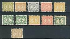 NED INDIE #101/02, 104/06, 108/11, 113 CATV €90 PF