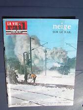 vie du rail 1966 1036 MARENNES FOURAS ARVERT AVALLON BUGATTI BINIC BOËN AUNEUIL