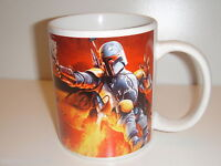 Star Wars Galerie Lucasfilm 2011 Coffee Mug Cup Dishwasher Microwave Safe Rare