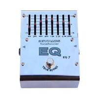 Biyang EQ7 Equaliser Graphic EQ Guitar Effects Pedal