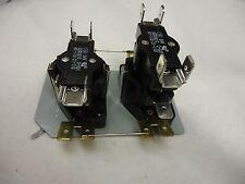 Packard HS24A345 24V DPDT-SPST Heat Sequencer 24A34-5