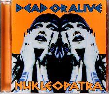 DEAD OR ALIVE / PETE BURNS * NUKLEOPATRA * US 15 TRK CD * HTF! * YOU SPIN ME...