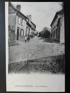 France: AUXI LE CHATEAU - Rue du Wavans - Pub by Levy 170515