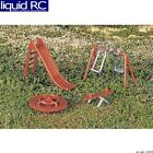 Bachmann 42214 HO Playground Equipment