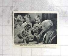1954 Edward Brooks First Prize Photo Happy Hundredth Birthday