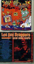 Los ASS DRAGGERS - SATAN NEVER SLEEPS - 1999 Stolen Records  - Crypt