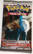 Pokemon Black & White BW Emerging Powers Booster Pack Ultra Rare! Out Of Print