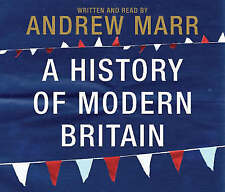 A History of Modern Britain by Andrew Marr (CD-Audio, 2007) free UK delivery