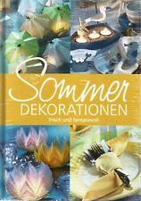 Sommerdekorationen - Frisch und Fantasievoll - NEU & OVP