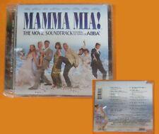CD SOUNDTRACK MAMMA MIA  ABBA 2008 EUROPE 1774184 POLYDOR sigillato (OST6)