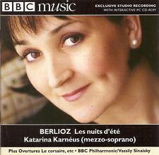 BBC Music - Vol.8 No.8 / Berlioz - Les nuits d'été / Katarina Karnéus