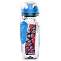 1000ml / 32oz Botella de agua de infusor de infusion de fruta Botella de pl O5J5