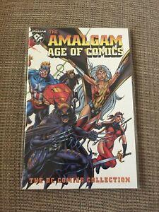 AMALGAM AGE OF COMICS: THE DC COLLECTION TPB (1996) EXCELLENT CONDITION