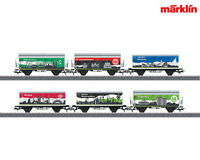 "Märklin 44814 Wagenset ""Bundesliga"" Set 3 ++ NEU in OVP"
