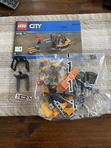 Lego Train 60198 Forklift Only 60051/60197/7938/7897/7898/60052/3677/60098/7939