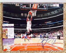 Jimmy Butler Signed Autograph 11x14 Photograph Chicago Bulls NBA JSA Star